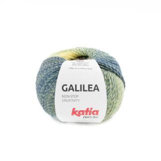 GALILEA - Katia Galilea ti regala un effetto sfumato e rigato con un gomitolo solo